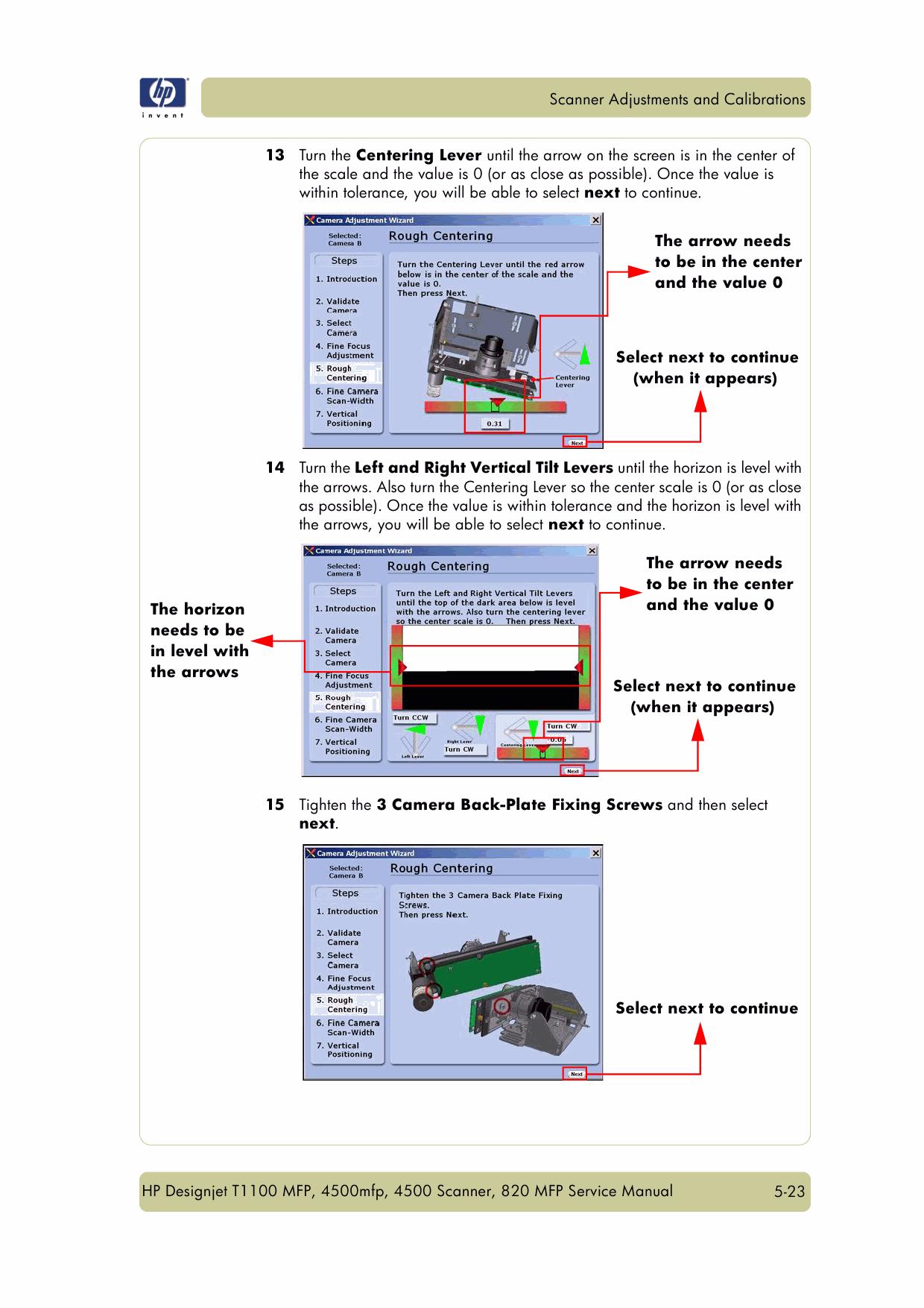 Hp Scan Manual